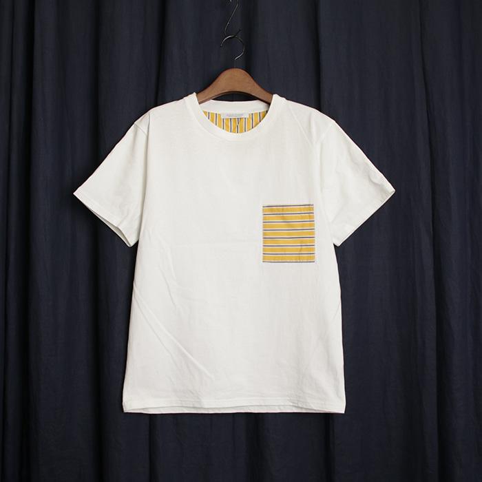 JOURNAL STANDARD  저널스탠다드 포켓 티셔츠