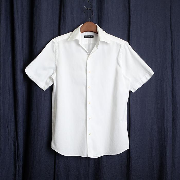 TOMORROWLAND / made in japan  투머로우랜드 오픈카라 셔츠