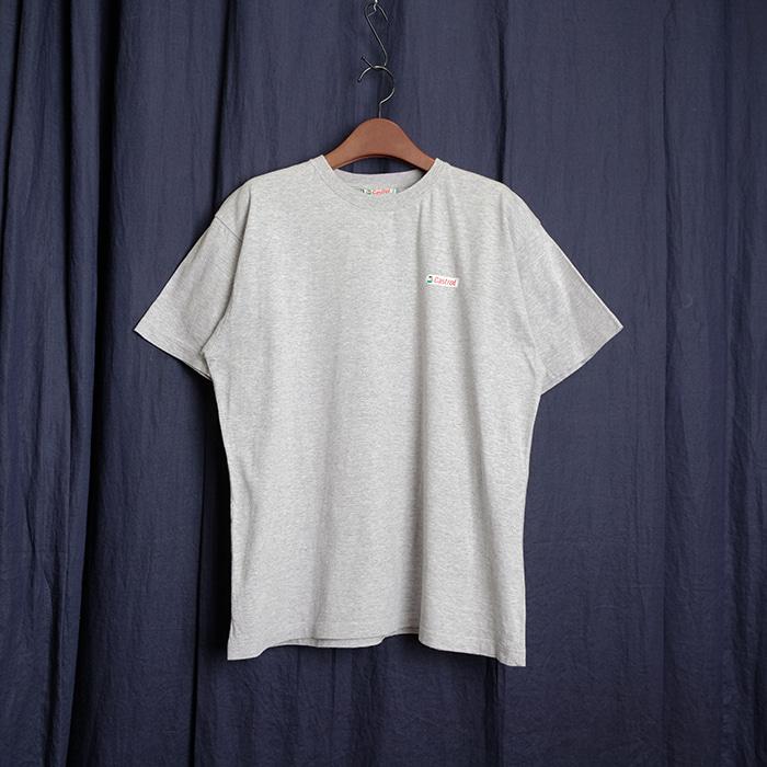 CASTROL  카스트롤 프린트 티셔츠