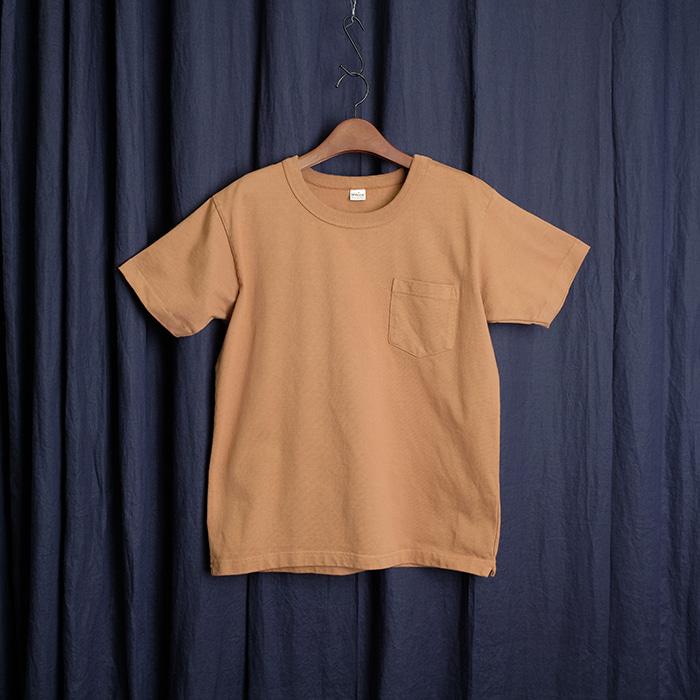MAYO SPRUCE  마요 스프루스 헤비코튼 포켓 티셔츠
