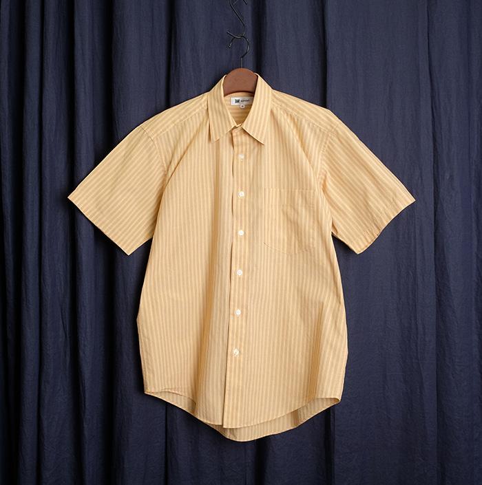 IM PRODUCT / made in japan  이세이미야케 스트라이프 셔츠