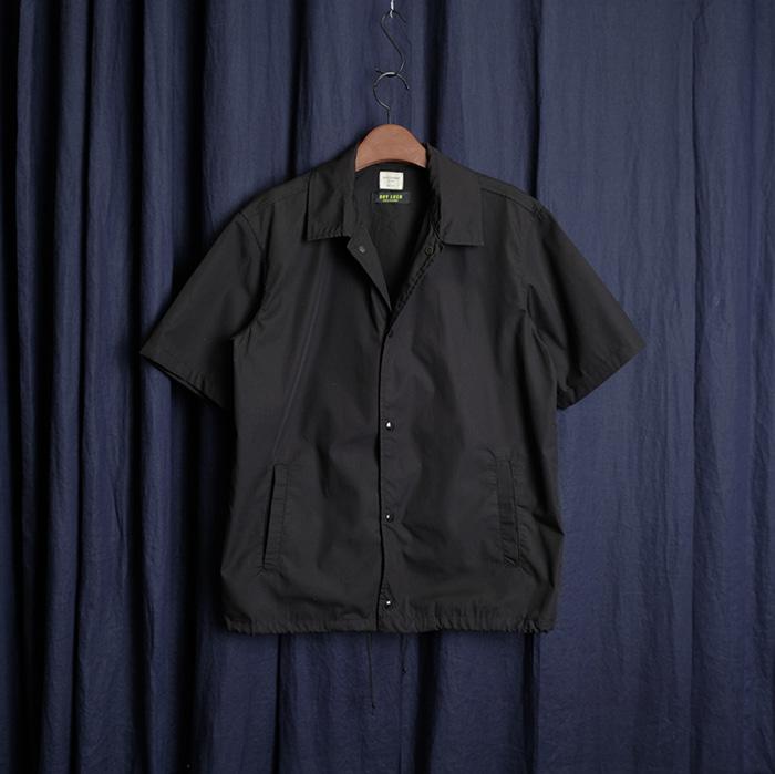 BACK NUMBER  백넘버 하프 셔츠 자켓