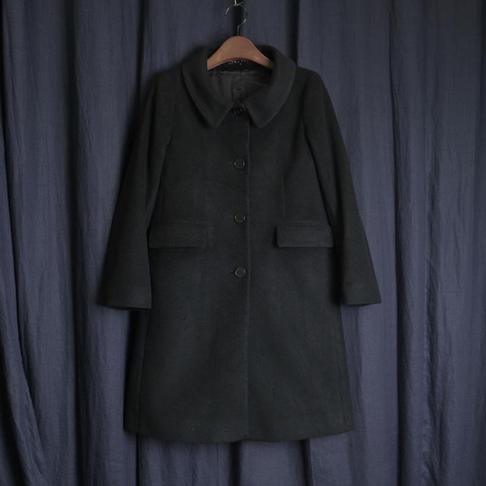 THEORY / made in japan  띠어리 앙고라 믹스 코트