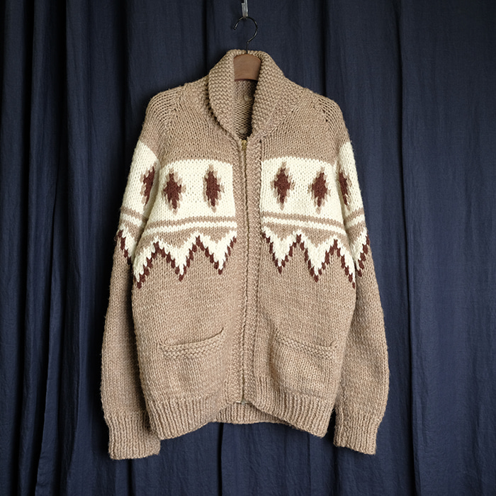 COWICHAN SWEATER  빈티지 코위찬 스웨터