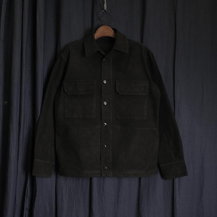 ABAHOUSE  아바하우스 투포켓 셔츠