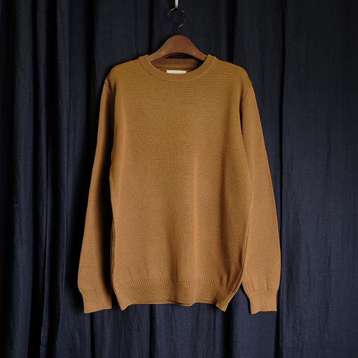 STUDIOUS / made in japan  스튜디오스 울믹스 스웨터