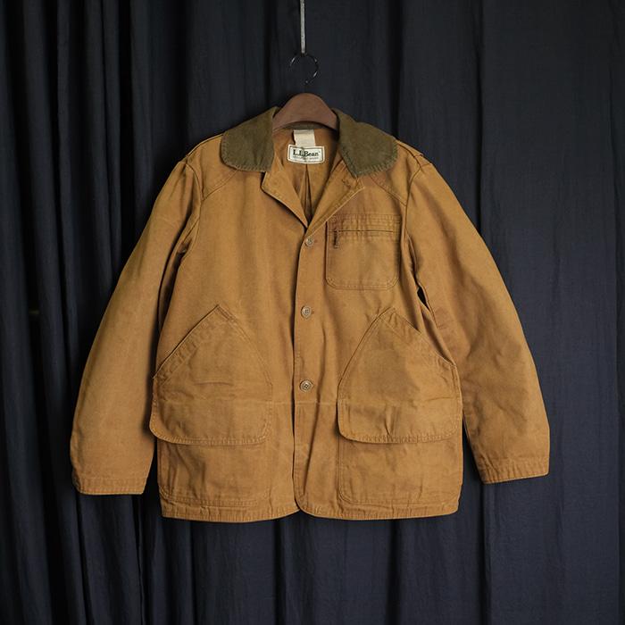 LLBEAN  8-90's 빈티지 엘엘빈 헌팅 자켓