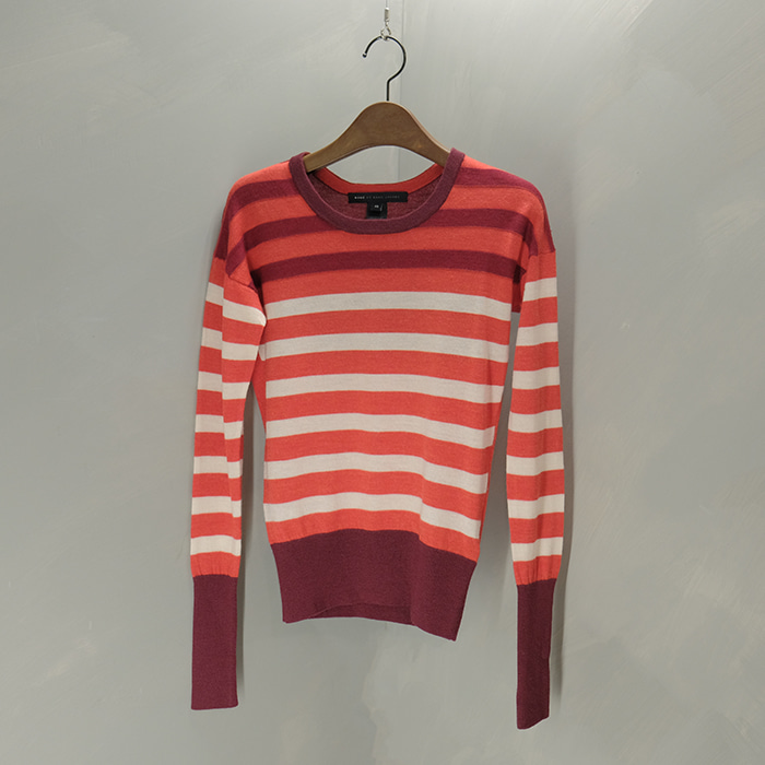 마크 제이콥스  Marc by marcjacobs stripe wool knit