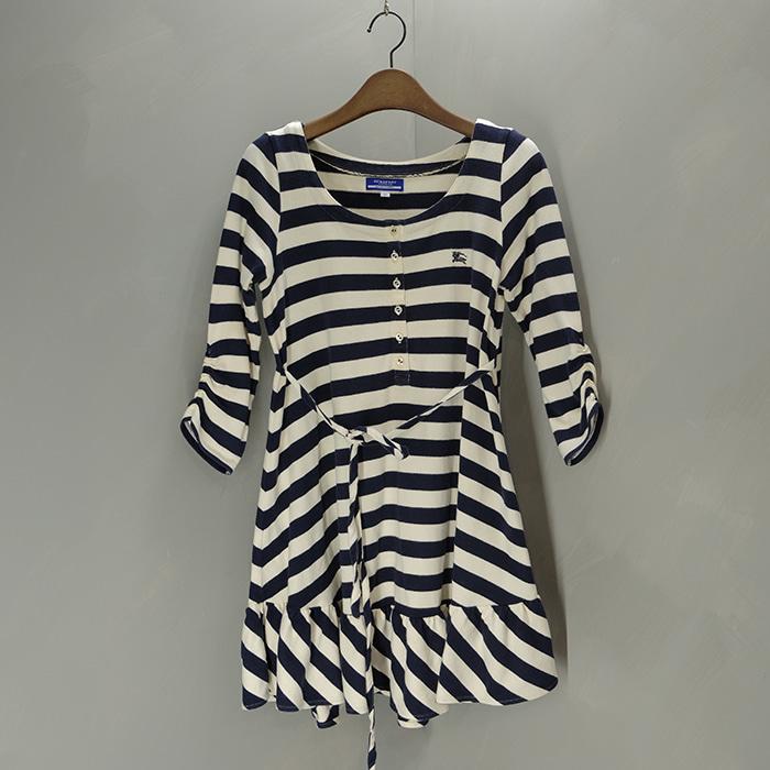 버버리 블루라벨 / Made in japan  Burberry bluelabel stripe opc