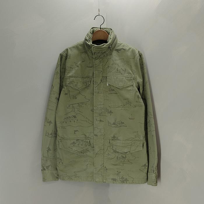 리바이스  Levis drawing field jacket