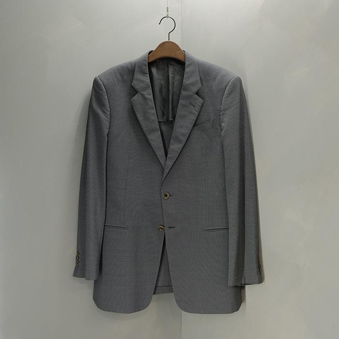 알마니 꼴레지오니 / Made in italy  Armani collezioni stripe blazer