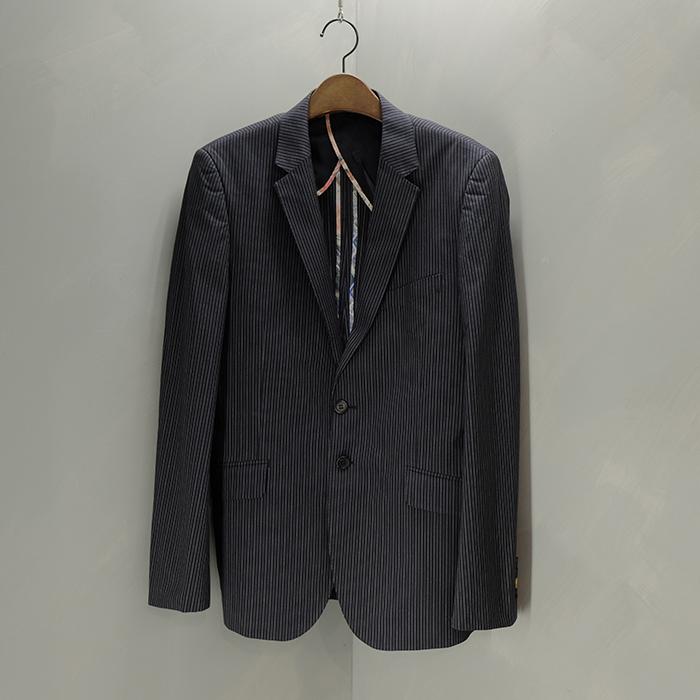 폴스미스 / Made in japan  Paulsmith cotton stirpe blazer