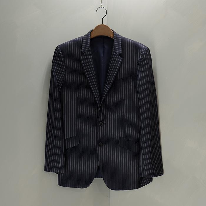 폴스미스 / Made in japan  Paulsmith wool stirpe blazer