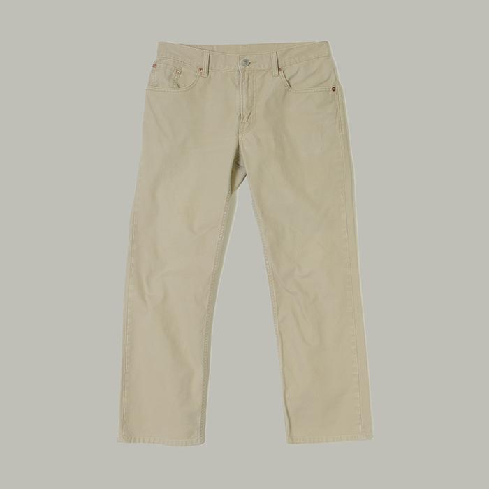 리바이스  Levis 502 lowrise jeans