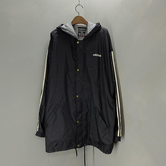 아디다스  Adidas oversize hood jacket
