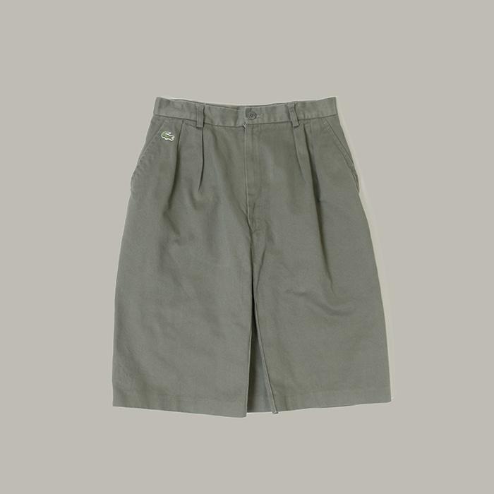 라코스테  Lacoste cotton skirt