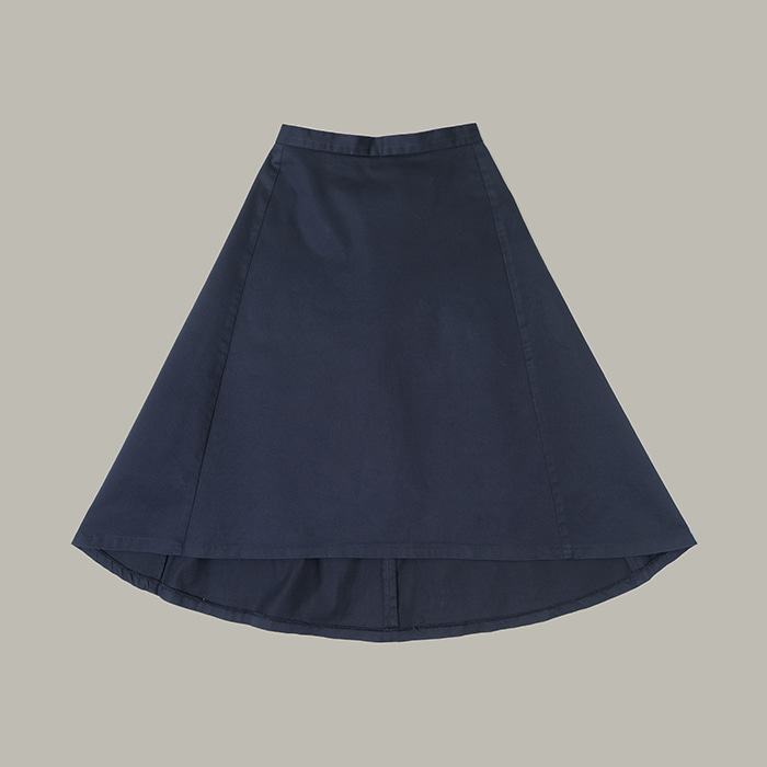 쉽스 / Made in japan  Shpis a line band skirt
