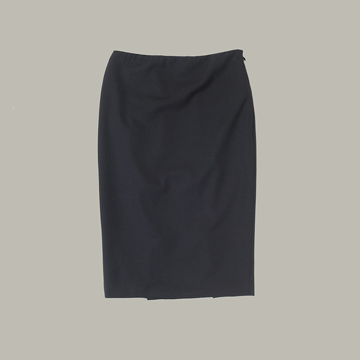 랄프로렌  Ralph lauren wool & silk skirt
