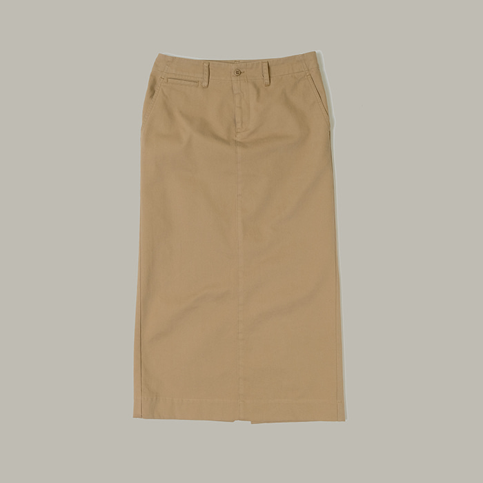 랄프로렌 / Made in japan  Ralph lauren chino long skirt