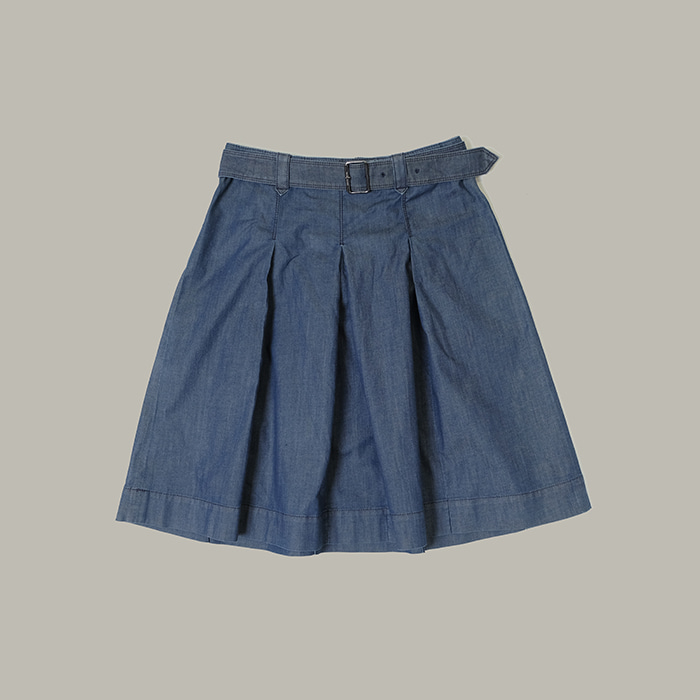버버리  Burberry denim skirt