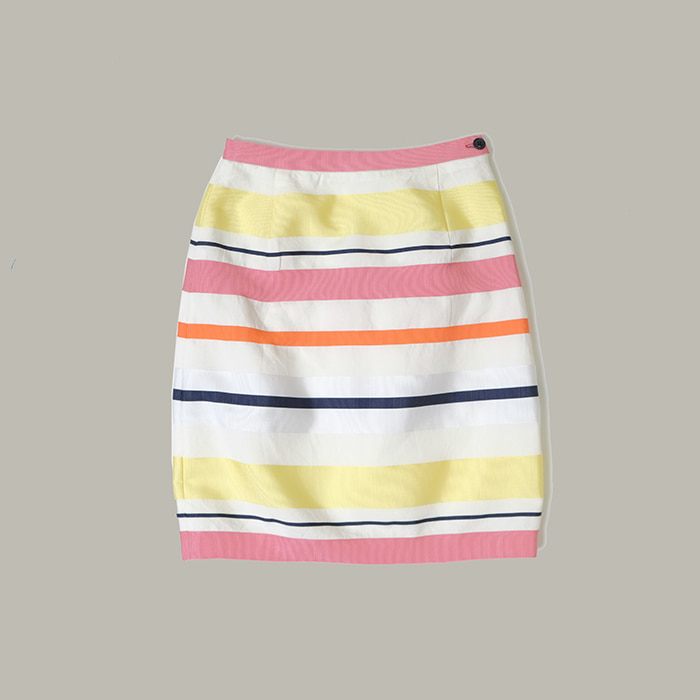 막스마라 / Made in morocco  Maxmara weekend stripe skirt