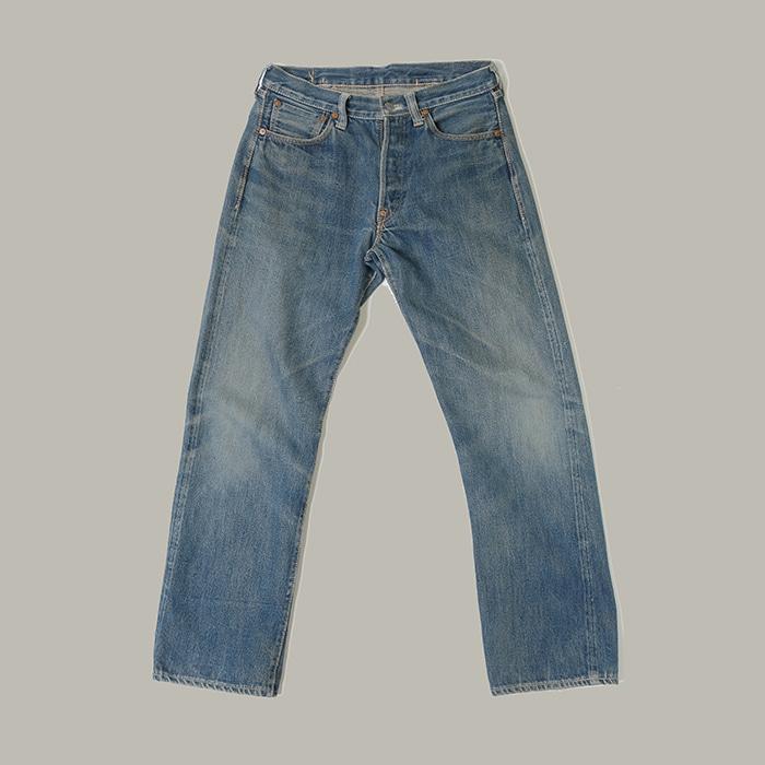 조 맥코이  Joe mccoy 901XH selvedge pants