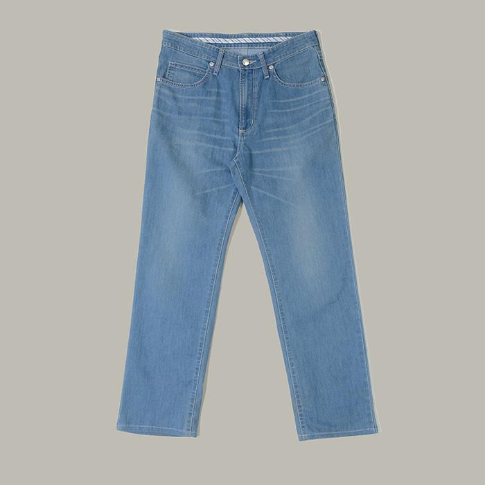 랭글러  Wrangler cool&light straight jeans