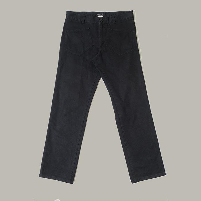 아네스베 / Made in france  Agnes.b black jeans