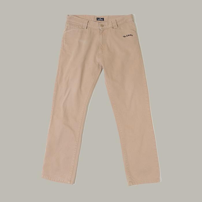 서브사이어티 / Made in japan  subciety cotton pants