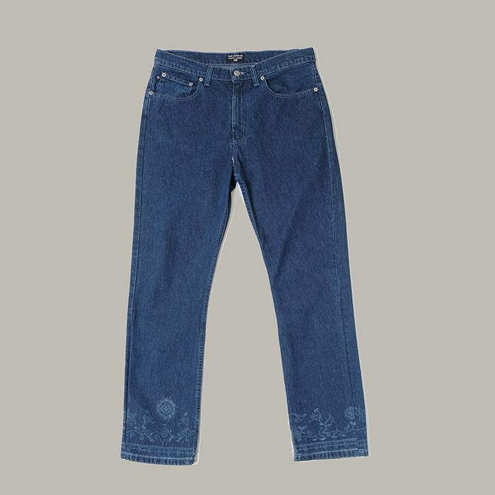폴로 진스 코  Polo jeans co tatoo denim