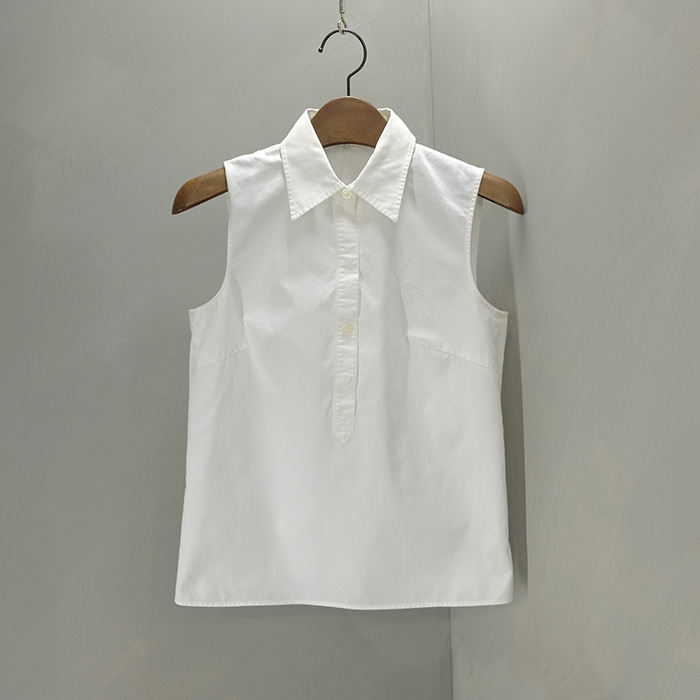 버버리 블루라벨  Burberry bluelabel sleeveless shirt