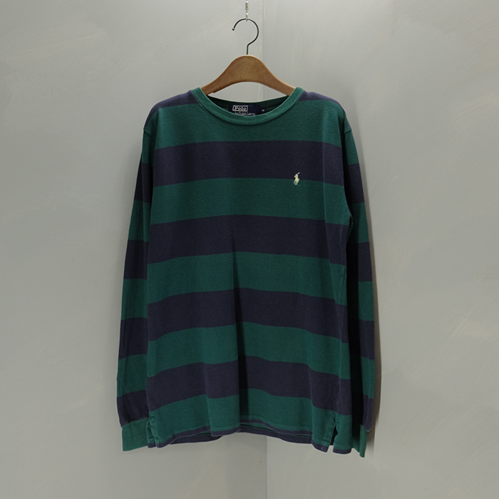 폴로 랄프로렌 / Made in usa  Polo ralphlauren border t-shirt