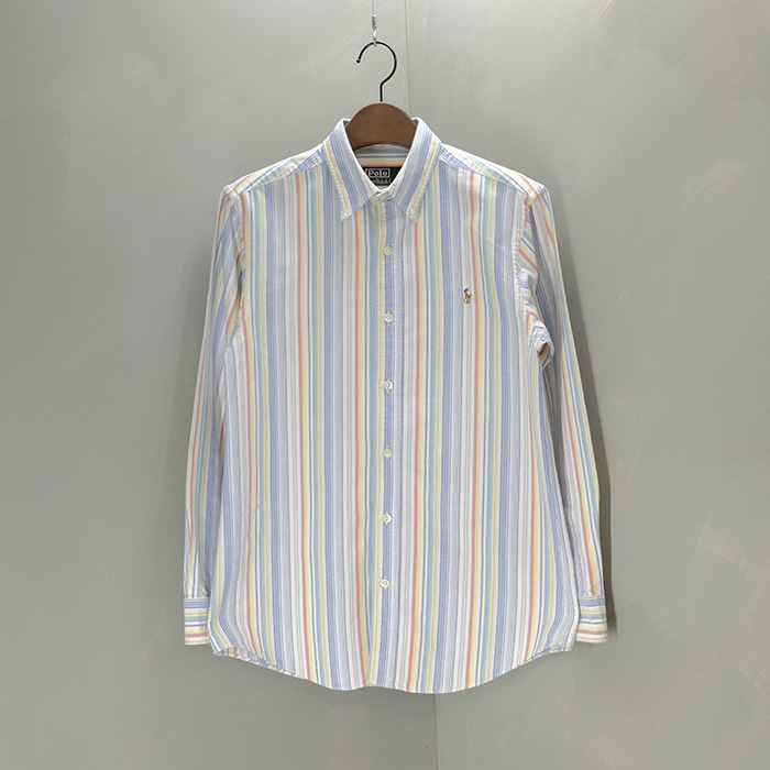 폴로 랄프로렌  Polo ralphlauren stripe oxford shirt