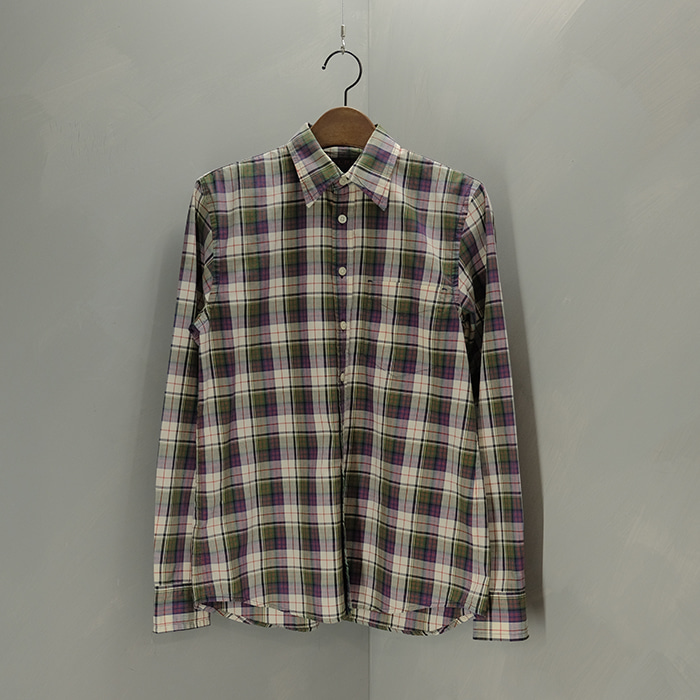 랄프로렌  Ralphlauren check shirt