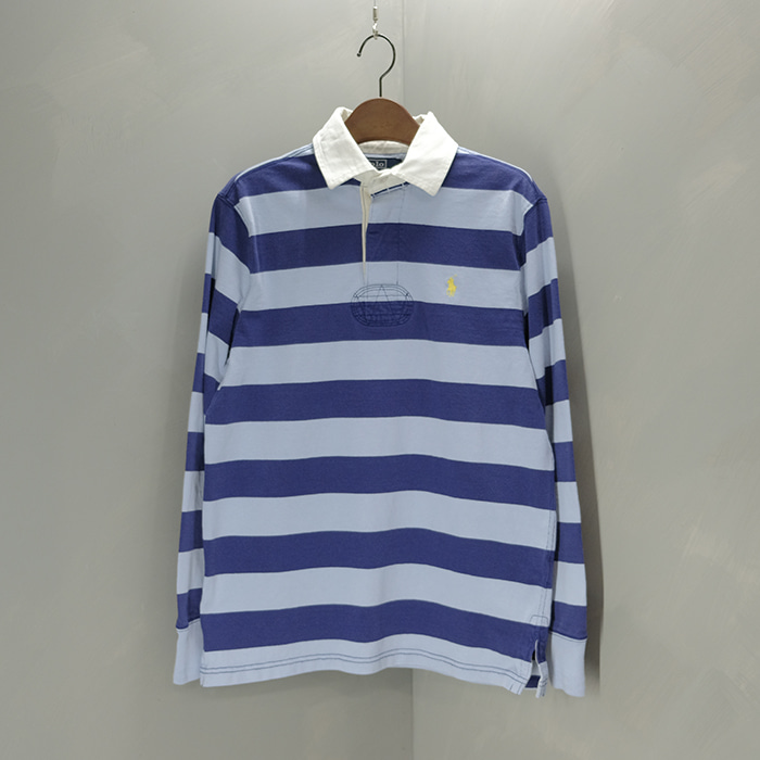 폴로 랄프로렌  Polo ralphlauren border collar tshirt