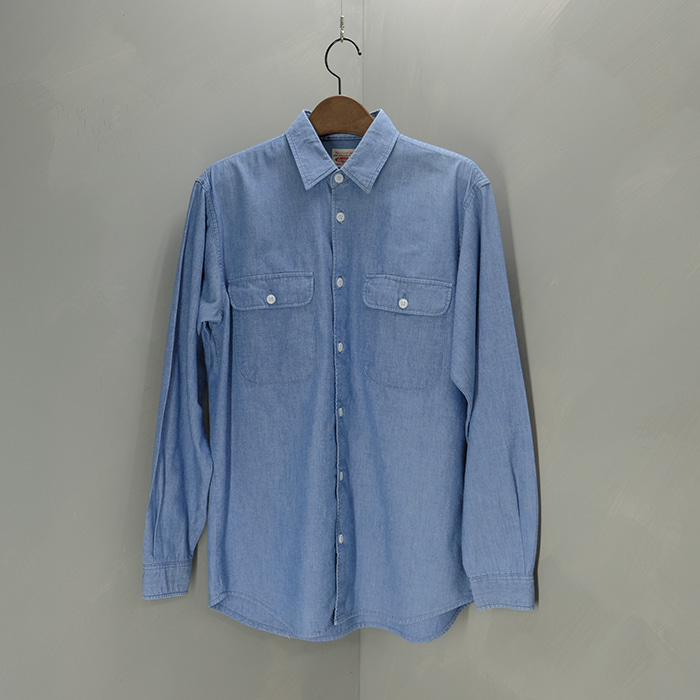 리바이스 / Made in japan  Levis 51685 work shirt