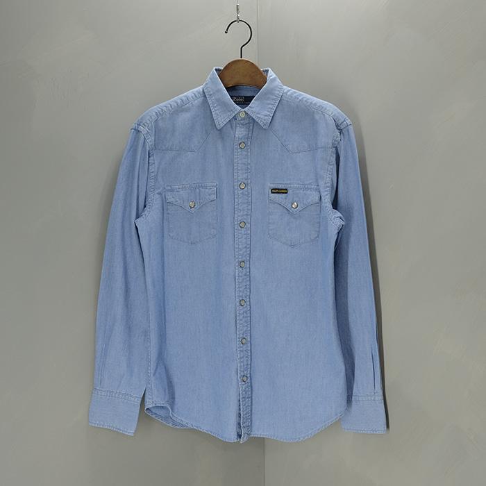폴로 랄프로렌  Polo ralphlauren western shirt