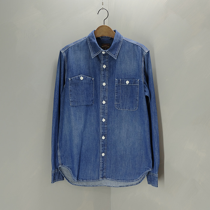에드윈  Edwin fieldman work shirt