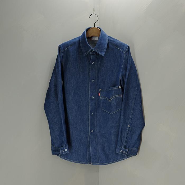 리바이스 / Made in japan  Levis 60100 engineered shirt