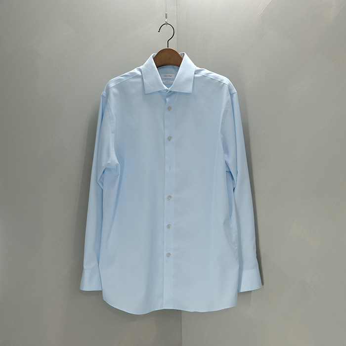 캘빈 클라인  Calvin klein white label regular fit shirt