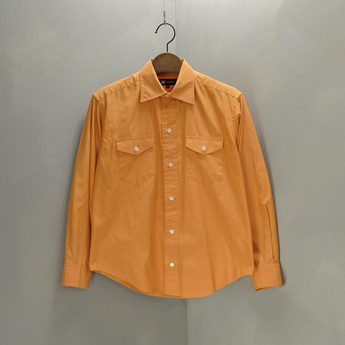 이세이 미야케  Im product by issey miyake short shirt