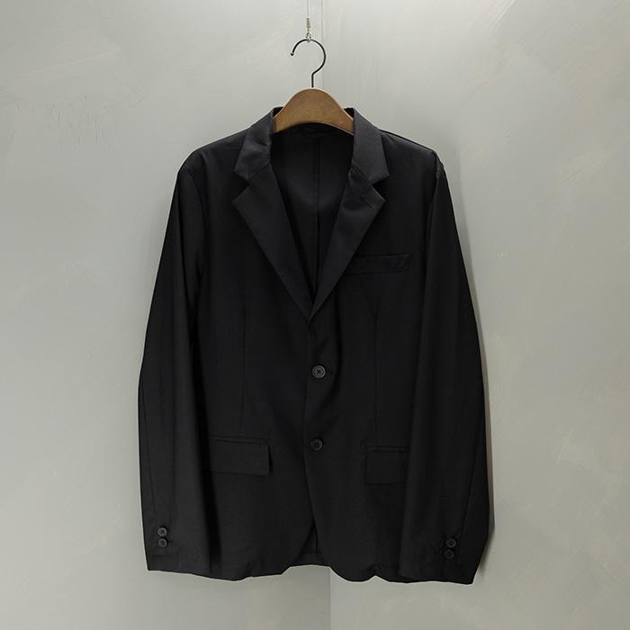 프릭스 스토어  Freaks's store rayon mix black blazer