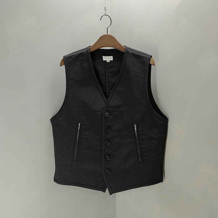 폴스미스 / Made in japan  Paulsmith nylon vest
