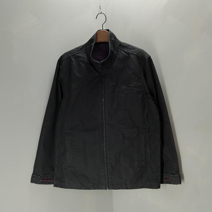 폴스미스 블랙  Paulsmith black cotton jacket