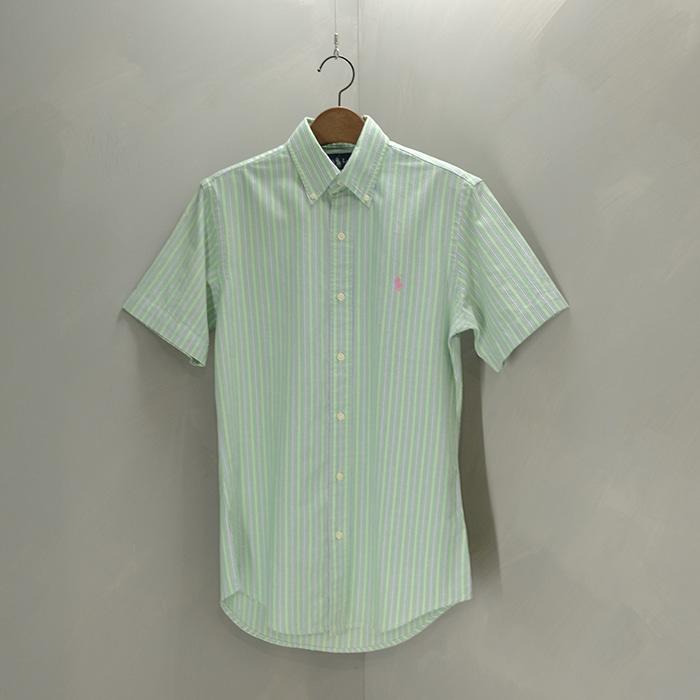 랄프로렌  Ralphaluren oxford stripe shirt