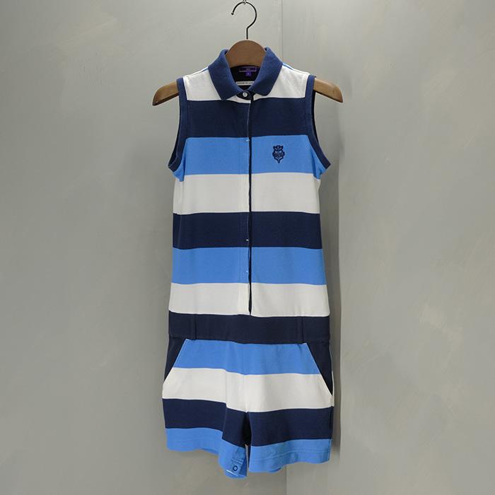 빔즈 / Made in japan  Beams golf stripe opc