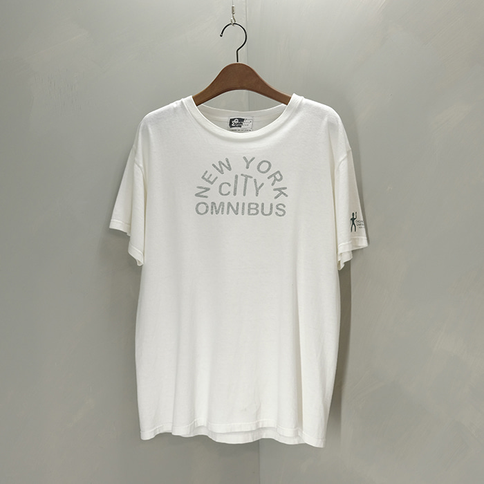 엔지니어드 가먼츠  Engineered garments print T