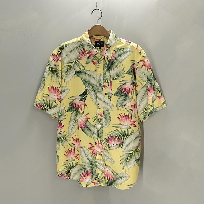 허프  Huf tropical shirt