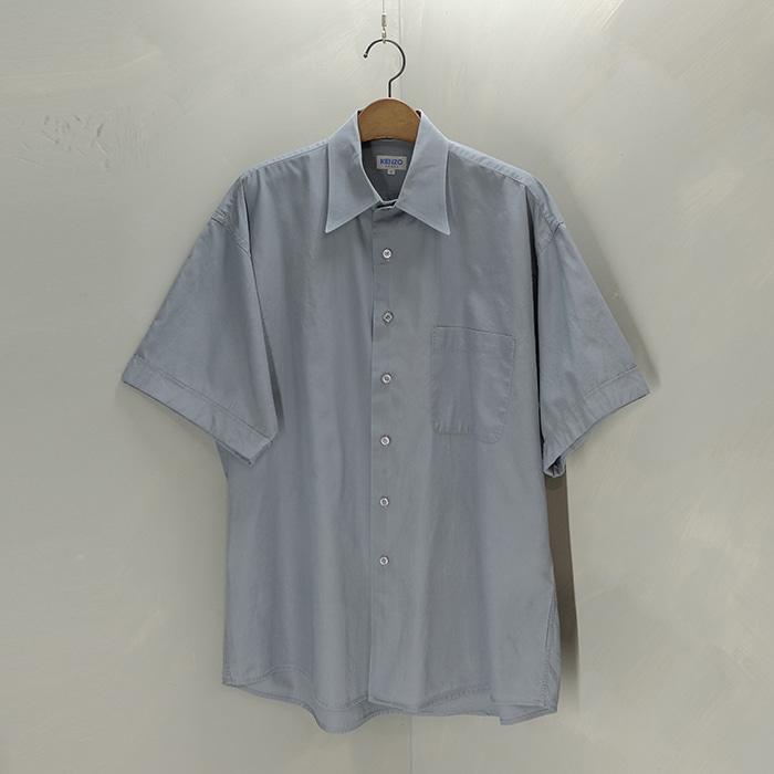 겐조  Kenzo half shirt
