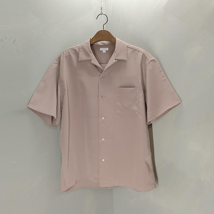 유나이티드애로우즈  B&Y united arrows open collar shirt